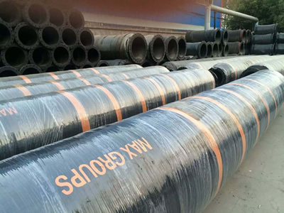 mud rubber hose